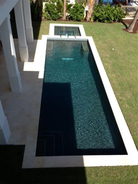 galala cream limestone paver  pool coping project