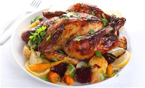 comment cuisiner escalope de dinde poulet rôti pour 6 personnes recettes à table