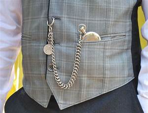 pocket watch & Albert chain | How-To-Wear Watch Guide ...