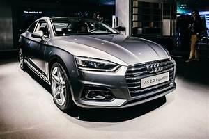 Audi A5 Coupé : 2017 audi a5 s5 coupe shows up in the metal at german venues autoevolution ~ Medecine-chirurgie-esthetiques.com Avis de Voitures