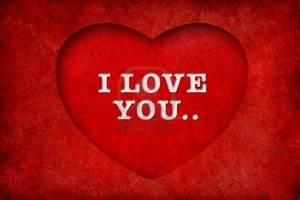 Red Love Wallpaper - WallpaperSafari