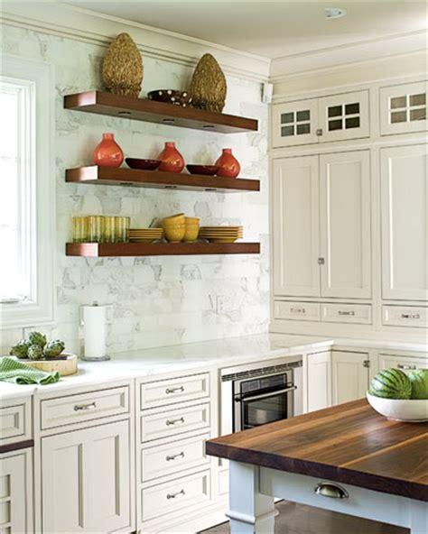 kitchen open shelves ideas 65 ideas of open kitchen wall shelves shelterness