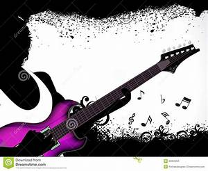 Abstract Grungy Rock Concert Background Stock Vector ...