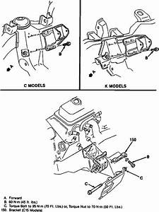 I Want To Change My Motor Mounts In My 1994 C1500 With The