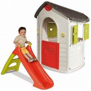 Cabane Toboggan Pas Cher : cabane enfants pas cher cabane de jardin pour enfant pas ~ Dailycaller-alerts.com Idées de Décoration