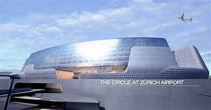 The Circle at Zurich Airport by Asymptote Architecture