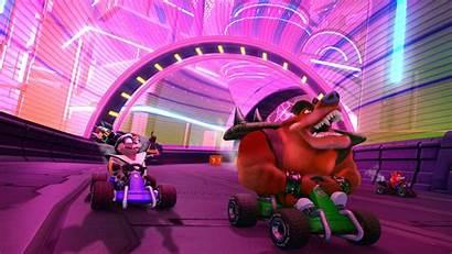 Crash Nitro Fueled Racing Team Bandicoot Skins