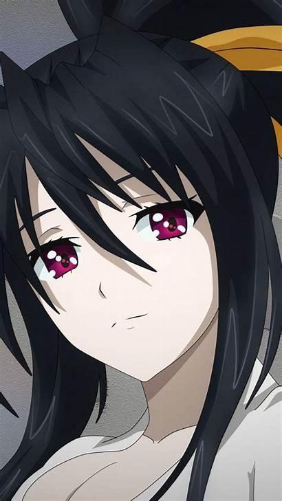 Akeno Himejima Dxd Anime Highschool Wallpapers 1080