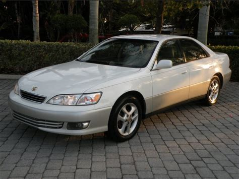 lexus es 2000 2000 lexus es 300 fort myers florida for sale in fort