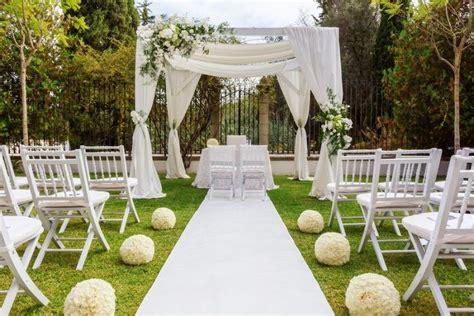 20+ Garden Wedding Ideas for Beautiful Outdoor Wedding
