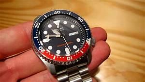Seiko Diver U0026 39 S 200m Automatic  U0026quot Pepsi U0026quot