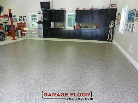 Polyurea Floor Coating Products by Home Garages