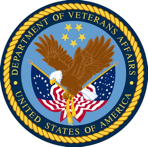 us bureau of file seal of the united states department of veterans