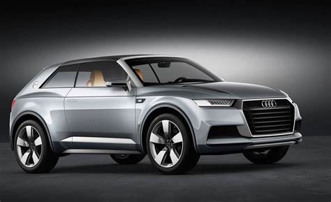 Audi 'q2' To Become New Mini Suv, 2016 Geneva Show Debut