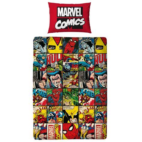 officiel avengers marvel comics literie chambre