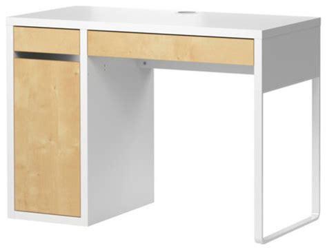 Ikea Micke Desk With Hutch by Micke Desk Scandinavian Desks And Hutches By Ikea
