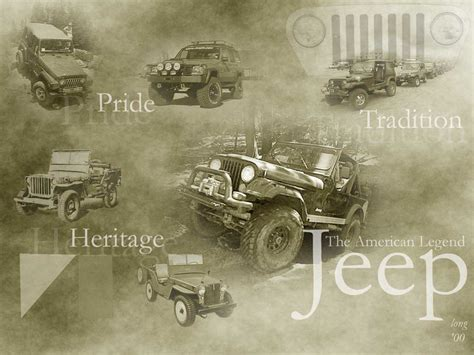 Vintage Jeep Wallpaper by Lets See Your Xj Desktops Wallpapers Jeep Forum
