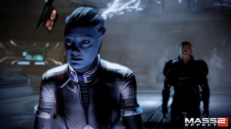 Liara Returns To The Mass Effect 2 Squad On September 7th