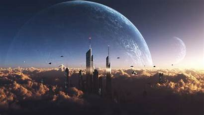 Sci Fi Wallpapers Wallpapersafari