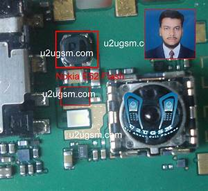 Nokia E52 Camera Flash Not Working Problem Solution