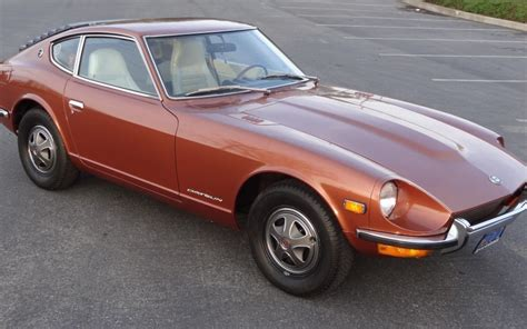 Datsun 240z 1972 by 2 Owner 1972 Datsun 240z For Sale On Bat Auctions Closed