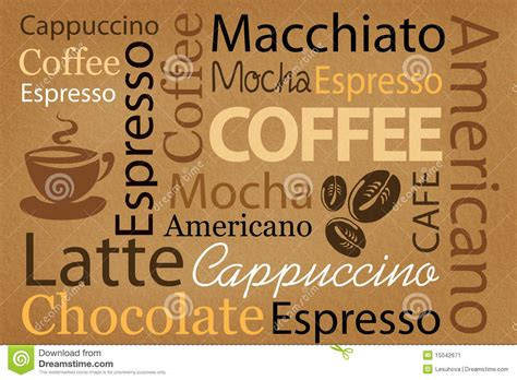 coffee stock image image