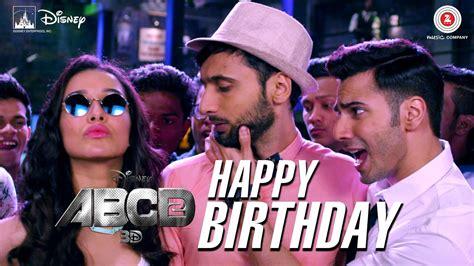 happy birthday song full lyrics sachin sanghvi jigar