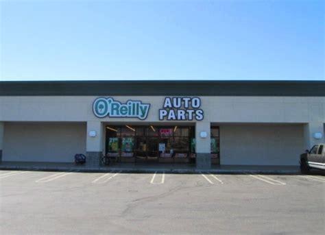 O'reilly Auto Parts, Riverbank California (ca