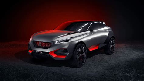 2014 Peugeot Quartz Concept 2 Wallpaper