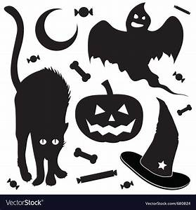 Images of Halloween Silhouettes - Halloween Ideas