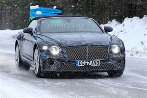 Bentley Continental 2018 Cabrio : bentley is unveiling an 39 exciting new model 39 soon ~ Jslefanu.com Haus und Dekorationen