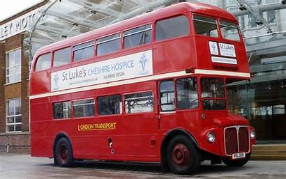 Bus Decker Double Routemaster Wallpapers Background Side