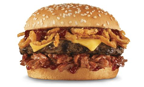 New Memphis BBQ Burger From Carl's Jr. and Hardee's Proves ...