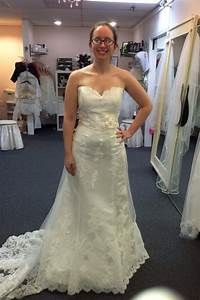 I hate my wedding dress alterations for I hate my wedding dress