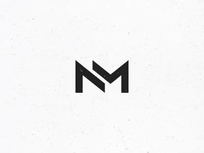 nm monogram   nikola matosevic  dribbble
