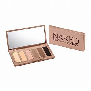 Urban Decay Naked Basics Palette - Feelunique
