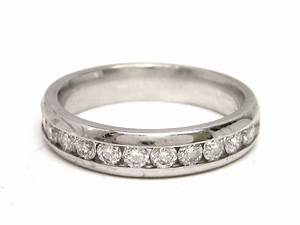 diamond 14k white gold wedding or anniversary band ring With wedding rings lexington ky
