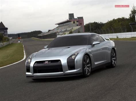 Nissan Prototype by 2005 Nissan Skyline Gt R Prototype Picture Number 11359