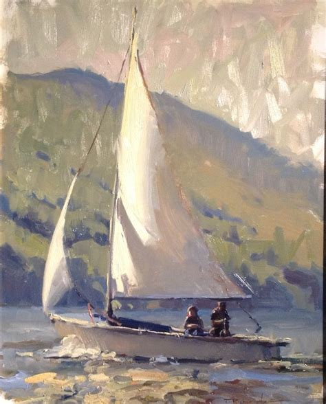 Sailing Boat Art by 25 Best Ideas About Boat Painting On Pinterest Emphasis