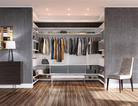 Garde Robe Walk In by Walk In Closets Designs Ideas By California Closets