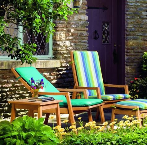 oxford garden siena reclining armchair patio furniture