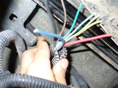 Chevy Silverado Hitch Socket Wiring Electrical