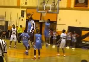 Video: 5'5 High School Kid Dunks on Two Defenders | BSO