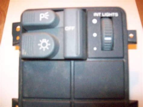 find     blazer jimmy sonoma headlight switch