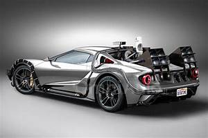 Auto Back : ford gt is turned into a bttf time machine just for the sake of it autoevolution ~ Gottalentnigeria.com Avis de Voitures