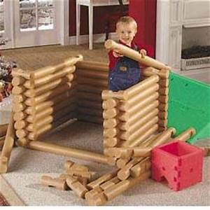 Life size Lincoln Logs made out of pool noodles~ 15 pool ...