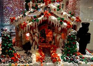 Christmas 2011 Gingerbread House Free Stock Photo - Public ...