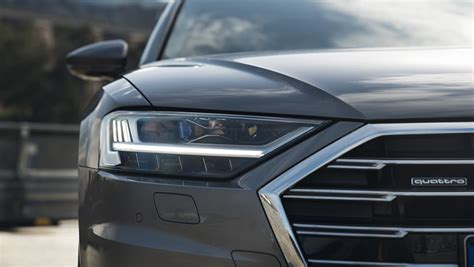 headlights led vs halogen xenon laser hid audi extra had carsguide auto a8