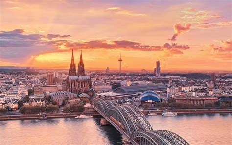 Cologne City In Germany Thousand Wonders