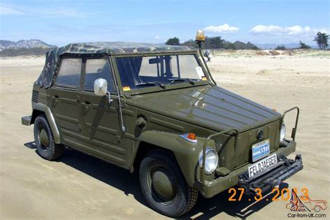 Volkswagen Thing 1972